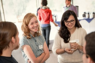 Fall 2016 Alumni Meet-Ups Energize Budding Scientists