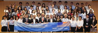 2016 Amgen Scholars Japan Symposium (Photos)