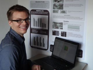 2010 LMU Amgen Scholar Bartosz Helfer Takes His Summer Project to Publication