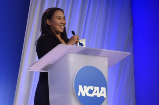 Former Amgen Scholar Margaret Guo Named NCAA Woman of the Year