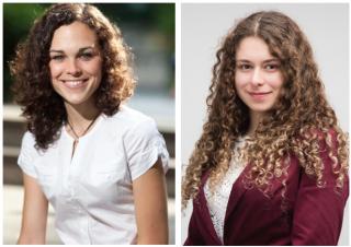 Creating Global Pathways to Science: Lela Okromelidze and Marta Andres Terre