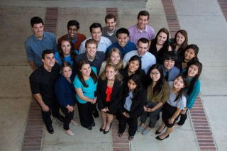 UCLA Amgen Scholars: Life in the Engineering V Building and Beyond