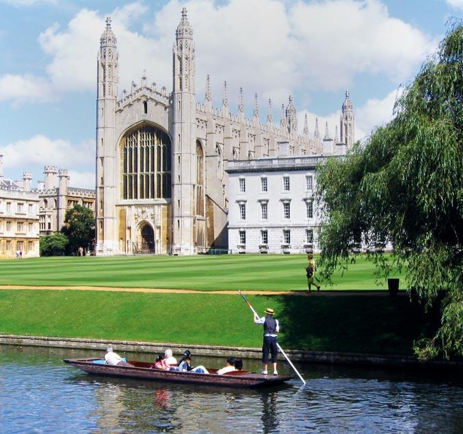 University of Cambridge (UK)