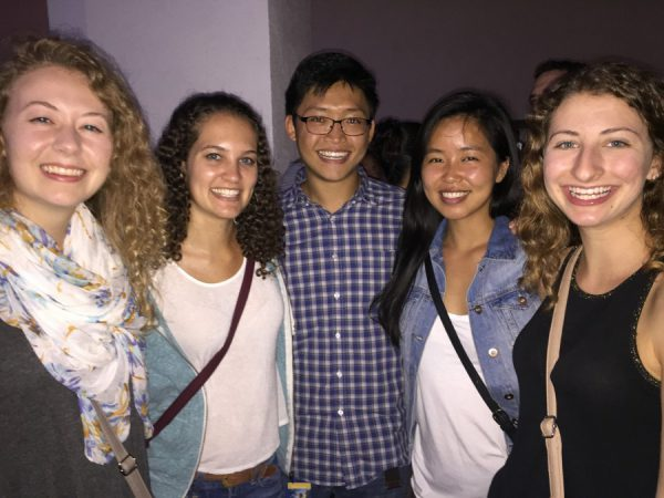 Buddies for Life: Easing the Transition to UCLA – Amgen Scholars