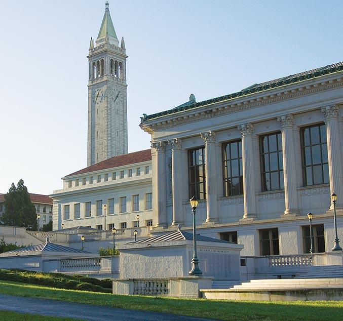 Image result for University of California, Berkeley (UCB)