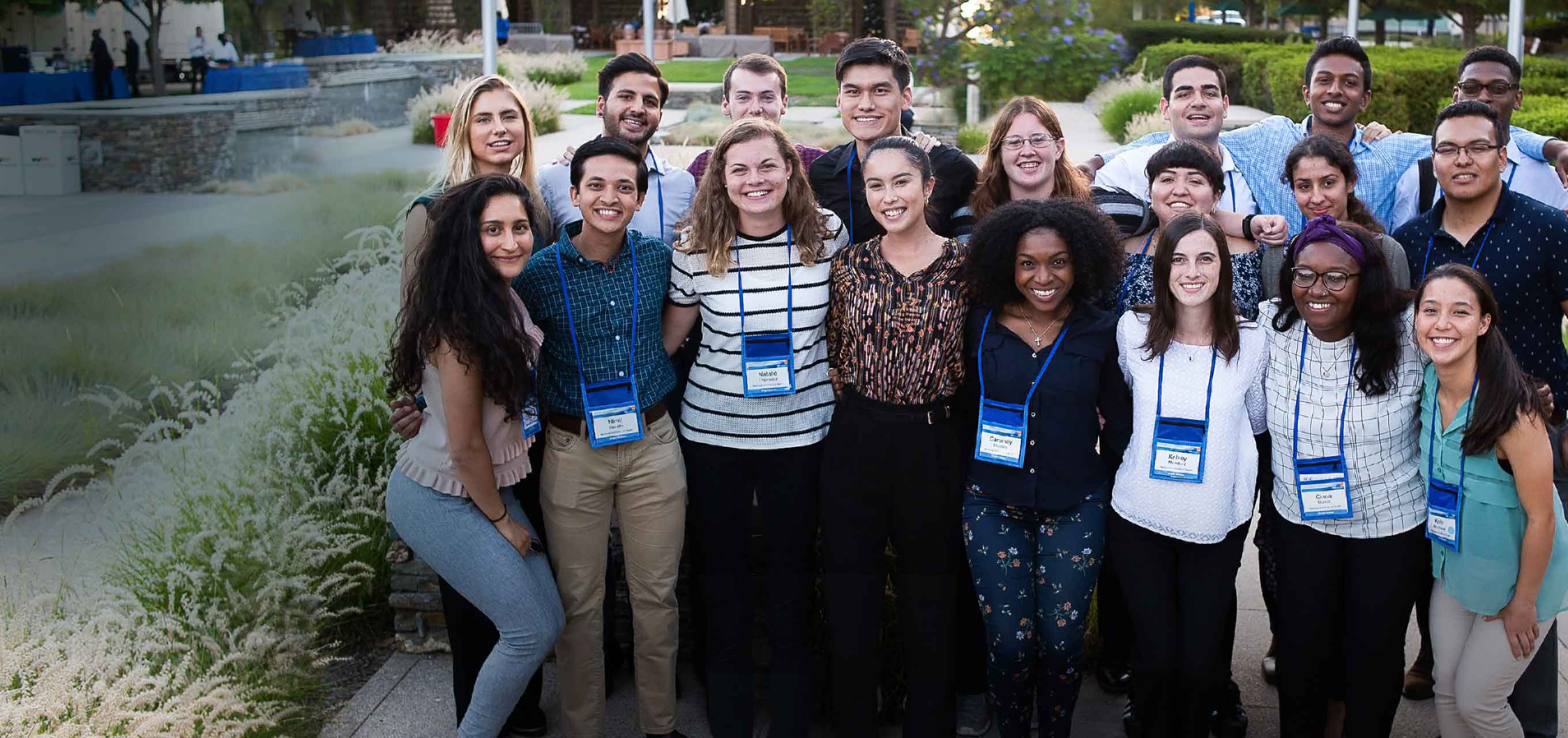 Amgen Scholars have represented more than 750 colleges and universities to date